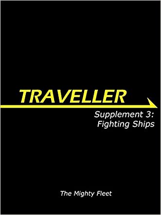 Traveller Supplement 3: Fighting Ships (Traveller Sci-Fi Roleplaying)