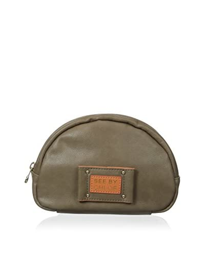 See by Chloé Women's Leather Pouch, Hippo