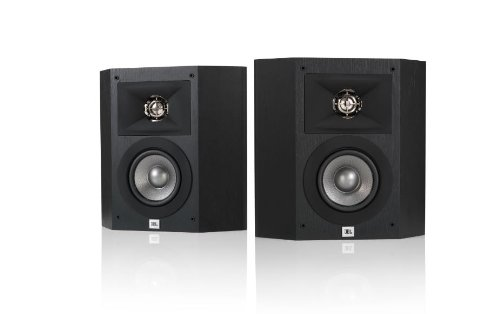 Jbl Studio 210 2-Way On-Wall Surround Loudspeaker (Pair))