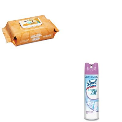 Nice And Clean Baby Wipes front-361040
