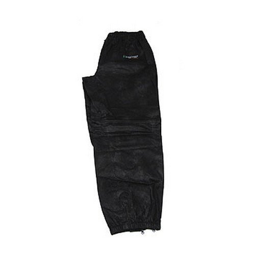 Frogg Toggs Pro Action Pants Black Medium