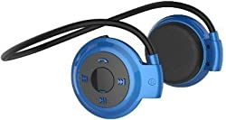 3Keys Mini 503 Stereo Bluetooth Headset Wireless Headphones Neckband Style Earphone(Color May Vary)