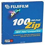 Fujifilm 100 MB Zip Disk, IBM Formatted (10-Pack)