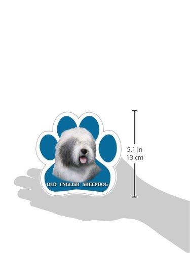 E&S Pets 13125-77 Dog Car Magnet