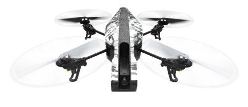 Parrot AR.Drone 2.0 エリート エディション スノー