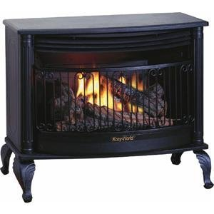 Bainbridge II Dual Fuel Freestanding Vent Free Stove Model GSD3033 (Vent Free Stove Gas compare prices)