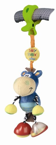 Playgro Dingly Dangly Clip Clop Stroller Toy