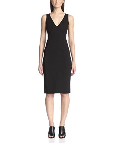Theory Women's Parmida Deep V-Dress