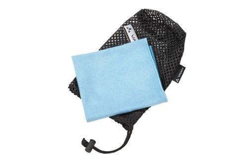 vaude-serviette-de-sport-microfibres-s-bleu-clair