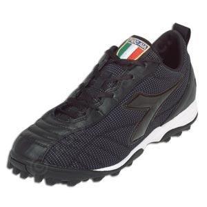 Diadora Referee TF (All Black) - Buy Diadora Referee TF (All Black) - Purchase Diadora Referee TF (All Black) (Diadora, Apparel, Departments, Shoes, Men's Shoes, Athletic & Outdoor, Cleats & Turf Shoes)