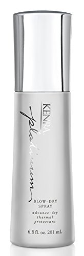 Kenra Platinum Blow-Dry Spray, 6.8-Ounce (Heat Protection For Hair Matrix compare prices)