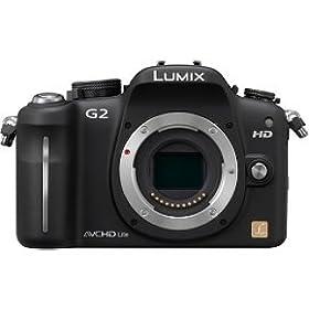 Panasonic LUMIX DMCG2K 12.1MP Digital Camera (Body Only)