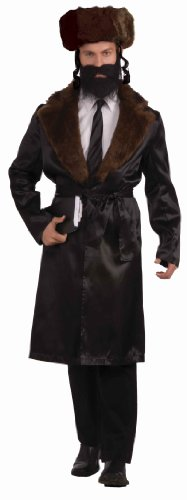 Forum Novelties Men's Deluxe Rabbi Costume