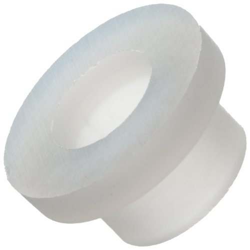 Nylon 6/6 Shoulder Washer, 0.139
