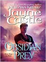 Obsidian Prey (Ghost Hunters) written by Jayne Castle