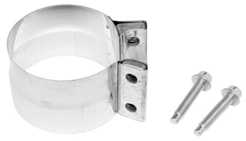 Dynomax 33226 Stainless Steel Hardware Clamp Band