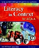Literacy in Context for AQA A (052153528X) by O'Connor, John