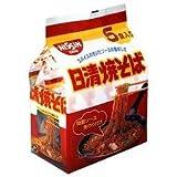 日清食品株式会社 日清 焼そば 100g 5食パック