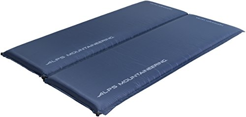 ALPS Mountaineering Lightweight Series Self-Inflating Air Pad - Double (47
