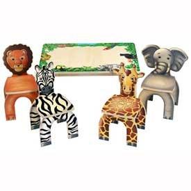 Safari Themed Kids Room front-1071341