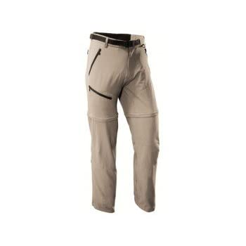 MILLET Trekker stretch Pantalon zip off montagne homme miv4507 marron