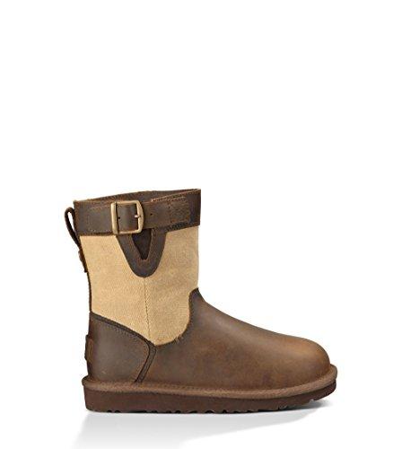 UGG Australia Girls Lockie Boot Chestnut Size 13