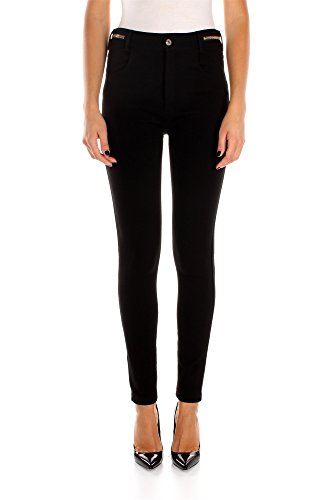 15A5726430001-Givenchy-Pantalons-Femme-Viscose-Noir