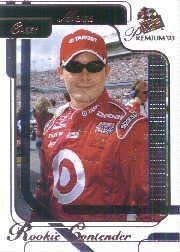 Buy 2003 Press Pass Premium #33 Casey Mears CRC by Press Pass