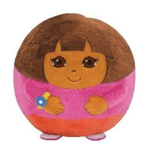 Ty Beanie Ballz Dora Plush - Regular