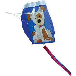 Premier Kites - Parafoil 2 Kite - ROVER the Dog ( 13 x 21 inch )