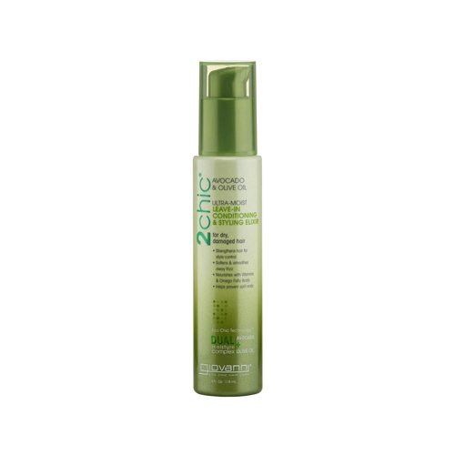 Giovanni Hair Care Products Leave In Conditioner 2Chic Avocado 4 Oz