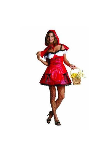 Red Riding Hood - Dress Size (8-10) Costume