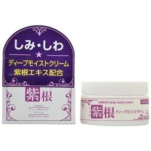紫根ディープモイストクリーム 40g 整肌成分配合高濃度クリーム