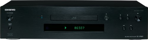 Onkyo BD-SP809 Blu-Ray Disc Player - Black