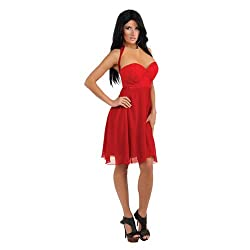 Jersey Shore: JWOWW Red Dress Costume