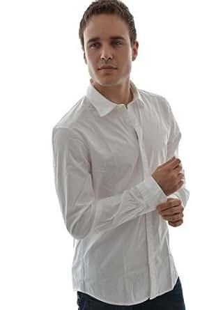 Esprit Noos - Chemise Esprit Noos s basic pop blanc - Taille L