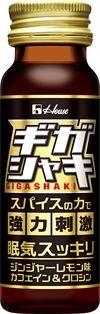 ハウス「ギガシャキ」50mlX10本