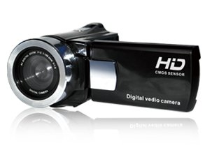"Facleta 2.7"" TFT LCD HD 1080P video 12MP camera 8*Digital ZOOM Digital Video Recorder"