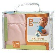 gPant diaper, Medium, 2 Pack, .