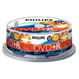 DVD+R Philips 4.7Go data 16x 25-spindle (DR4S6B25F/00)