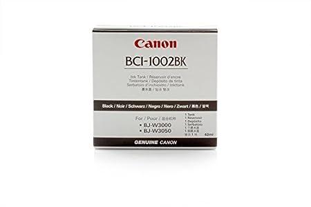 Canon BJ-W 3050 - Original Canon 5843A001 / BCI-1002BK - Cartouche d'encre Noir