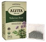 Alvita Tea Bags - Organic Valerian Root 24 pckts