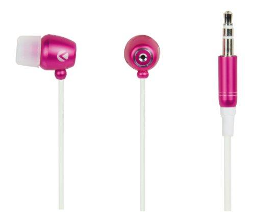 KNG Cyclone Inner Tornado Designer Earphones - Pink