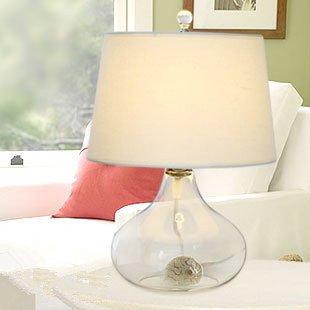 living room glass table lamp bedroom lamp bedside lamp lighting. Black Bedroom Furniture Sets. Home Design Ideas