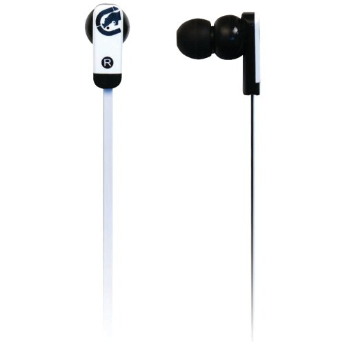 Ecko Unlimited Eku-Zne-Bk Ecko Zone Earbuds With Microphone (White & Black)
