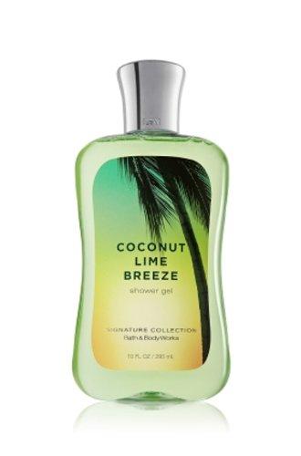 バス&ボディワークス ココナッツライムブリーズ シャワージェル Coconut Lime Breeze Shower Gel