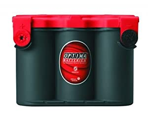 Optima Batteries 8078-109 Red Top Grp78 St 800cca