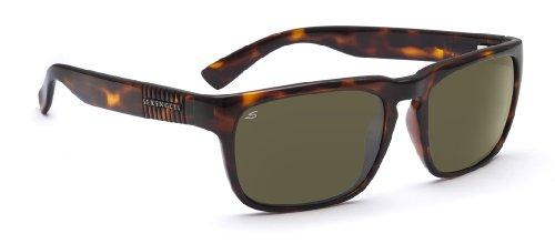 Serengeti Cortino Sunglasses (Dark Tortoise Drivers   )