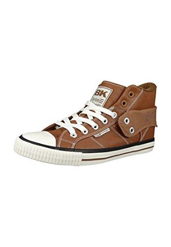 British Knights BK Sneaker ROCO B35-3731 28 Cognac Braun, Groesse:44 EU / 10 UK / 10.5 US