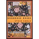 Doghouse Roses by Earle, Steve. (Houghton Mifflin Harcourt,2001) [Hardcover] PDF